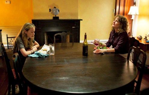 "Treme - Season 2 - ""Accentuate the Positive"" - India Ennenga and Melissa Leo"