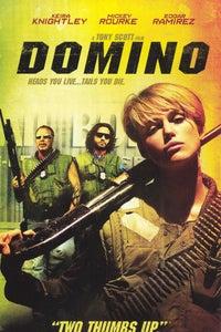 Domino as Taryn Miles