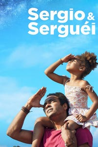 Sergio and Sergei as Det. Hall