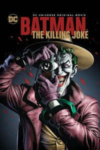 Batman: The Killing Joke as Alfred