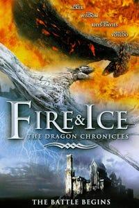 Fire & Ice as Princess Luisa