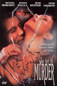The Art of Murder as Elizabeth