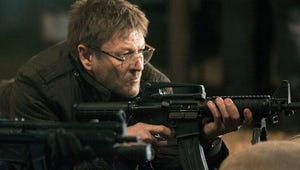 On the Set: Sean Bean Finds New Life on TNT's Legends