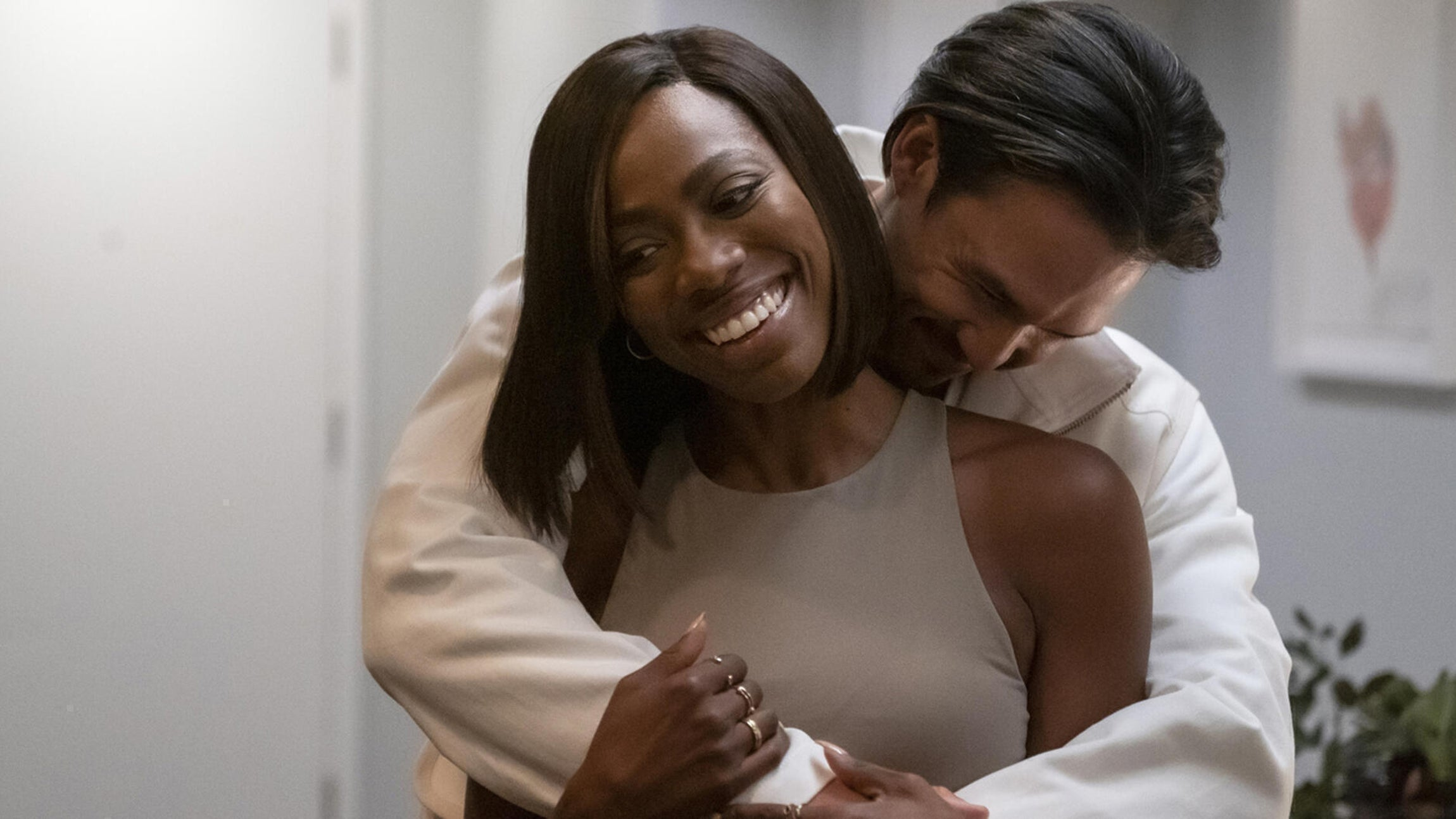 Yvonne Orji and Alexander Hodge, Insecure