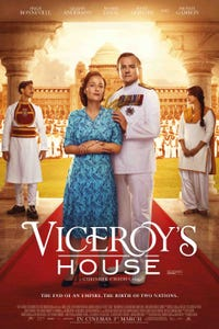 Viceroy's House as Lord Mountbatten