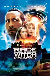 Race to Witch Mountain as Dr. Alex Friedman