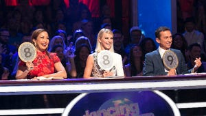 Dancing with the Stars: Which Dancer Is Pregnant?!