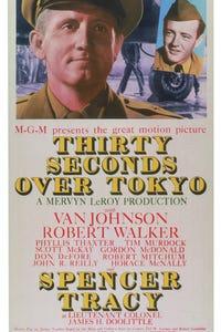Thirty Seconds Over Tokyo as Lt. Jurika