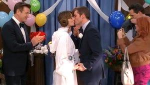 Top Moments: Liz Lemon Gets Married and Lindsay Lohan Is Liz