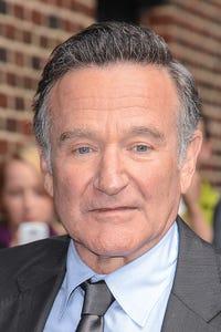 Robin Williams as Simon Roberts