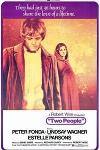 Two People as Deirdre McCluskey