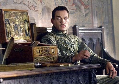 The Tudors - Season 2 - Episode 2 - Jonathan Rhys Meyers as Henry VIII