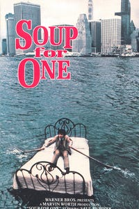 Soup for One as Blonde in Bar