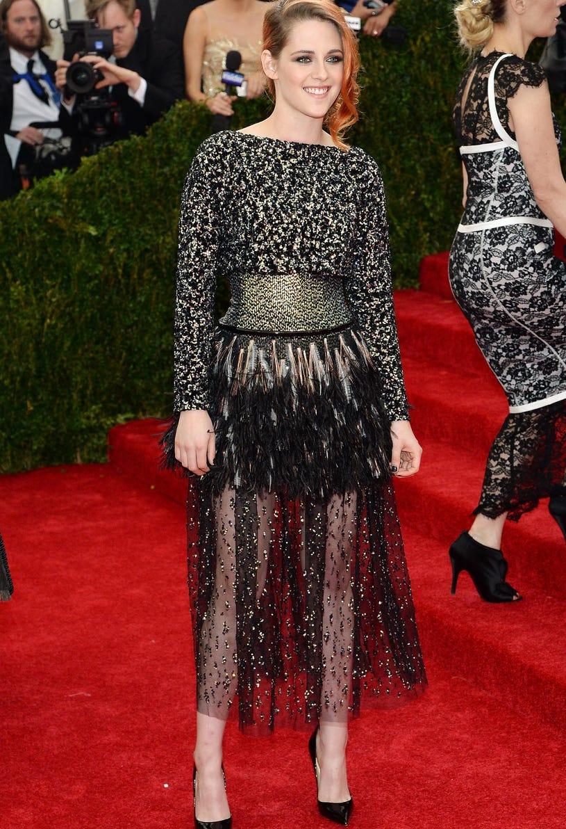 "Kristen Stewart - ""Charles James: Beyond Fashion"" Costume Institute Gala at the Metropolitan Museum of Art in New York City, May 5, 2014"
