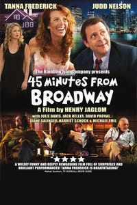 Just 45 Minutes From Broadway as Larry Cooper