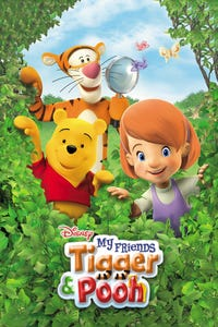 My Friends Tigger & Pooh as Buster/Woodpecker