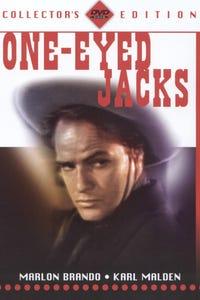 One-Eyed Jacks as Sheriff Dad Longworth