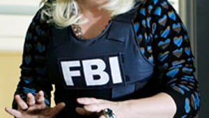 Criminal Minds' Kirsten Vangsness: Garcia Steps Up to the Plate --- and Goes in the Field
