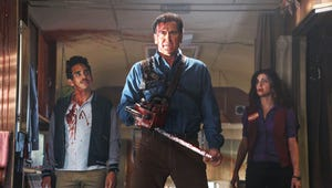 Groovy! Watch the First Live-Action Trailer for Starz's Ash vs Evil Dead