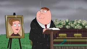 The Family Guy Carrie Fisher Tribute Melted Our Cold Hearts