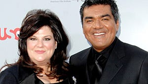 George Lopez's Wife Files for Divorce