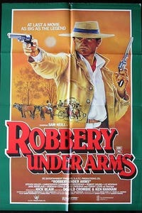 Robbery Under Arms as Young Richard