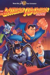 The Batman Superman Movie as Superman/Clark Kent
