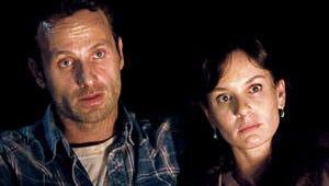 Walking Dead's Sarah Wayne Callies: Lori's Afraid Rick and Shane Might Kill Each Other