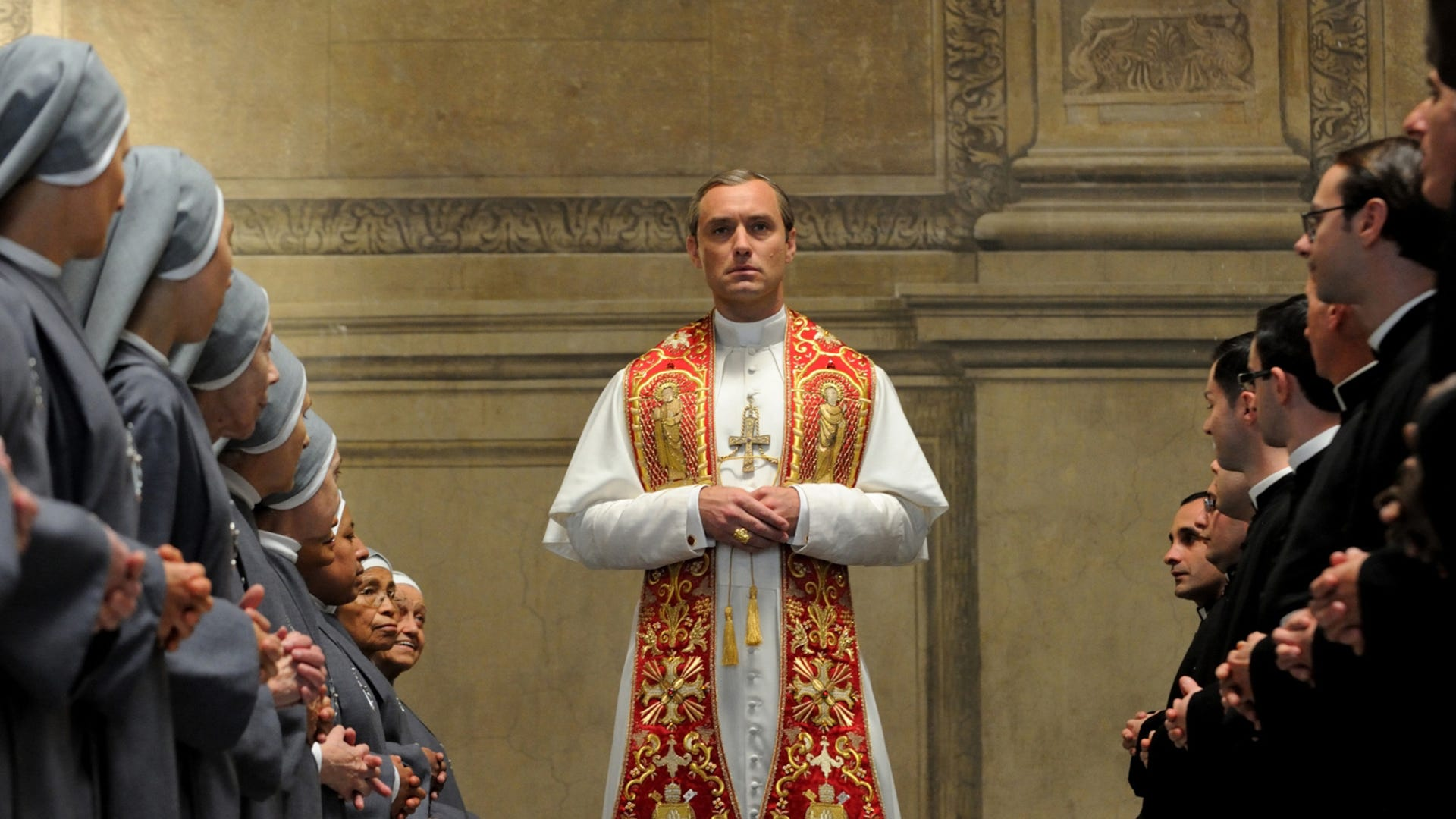 Jude Law, The Young Pope