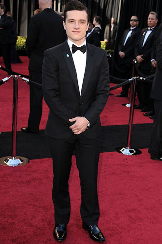 Josh Hutcherson - The 83rd Annual Academy Awards, February 27, 2011