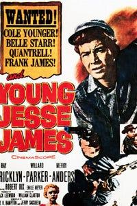 Young Jesse James as Townsman
