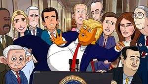Watch the Barely-Exaggerated Trailer for Showtime's Our Cartoon President