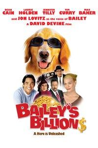 Bailey's Billions as Bailey