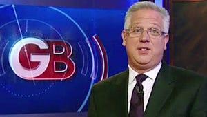 Glenn Beck Mocks His Own Image on Final Fox News Show