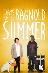 Days of the Bagnold Summer as Astrid