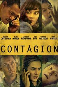 Contagion as Dr. Ian Sussman