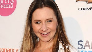 Beverley Mitchell and Husband Welcome Their First Child