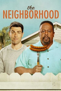 The Neighborhood as Isaiah Evans