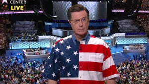 """Stephen Colbert Had to Retire His Persona, So Meet His """"Identical Twin Cousin"""""""