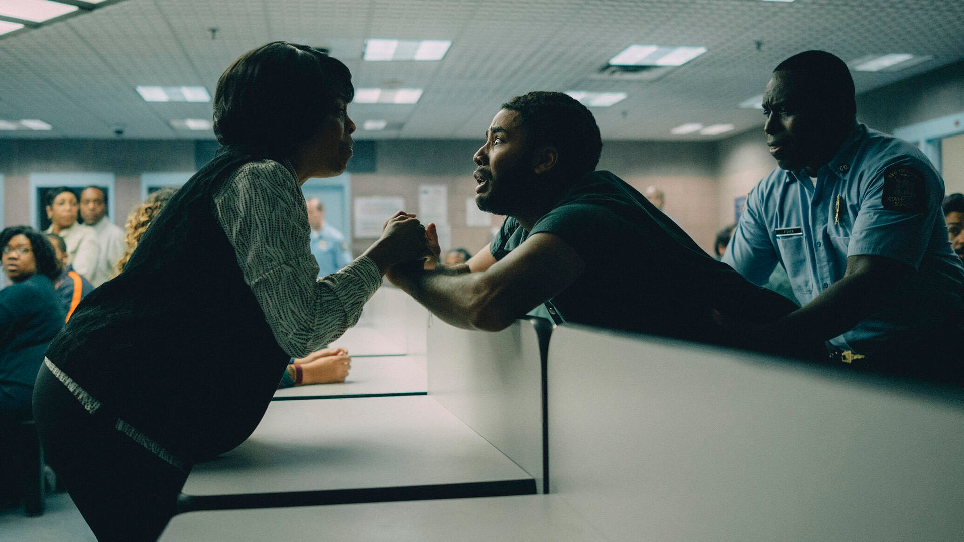Niecy Nash, Jharrel Jerome, When They See Us