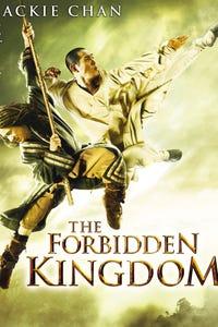 The Forbidden Kingdom as Monkey King/Silent Monk