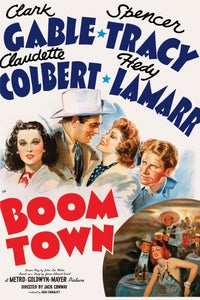 Boom Town as Big John McMasters