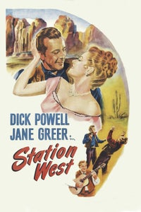 Station West as Cook
