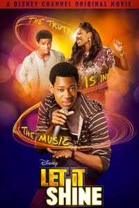 Let It Shine: Rap Battle Edition as Jacob DeBarge