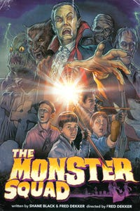 The Monster Squad as Pilot