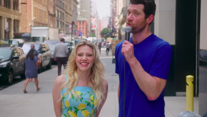 Watch Kate McKinnon Flawlessly Trick People Into Thinking She's Reese Witherspoon on Billy on the Street