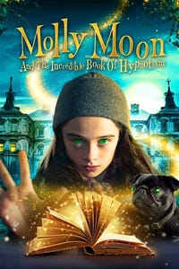 Molly Moon and the Incredible Book of Hypnotism as Miss Adderstone
