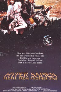 Hyper Sapien: People from Another Star as Les
