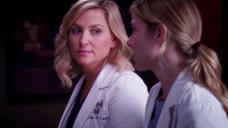Jessica Capshaw, Tessa Ferrer, Grey's Anatomy