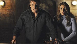 """Castle: Beckett and Castle Get """"Hooked Up"""" in """"Cuffed"""""""